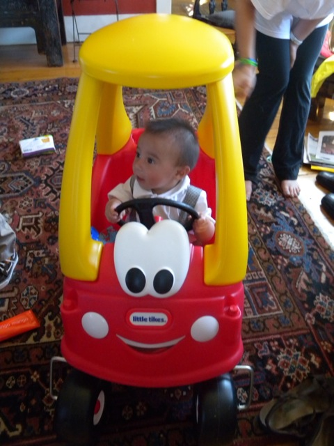 Lil' Cozy Coupe